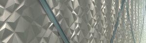 Rektur panele 3D wyposażenie i wystrój wnętrz