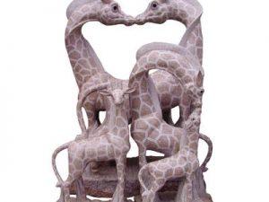 Rzeźby kamienne